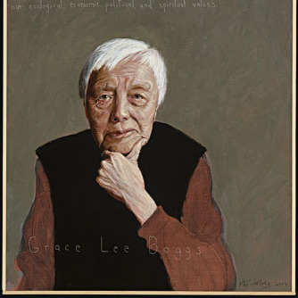 quote by Grace Lee Boggs