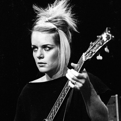 Picture of Tina Weymouth