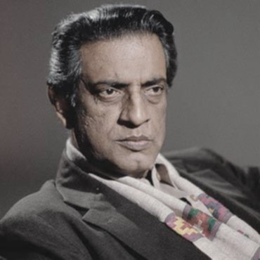 Picture of Satyajit Ray