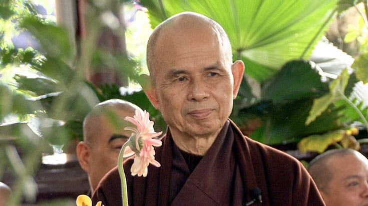 Picture of Thich Nhat Hanh