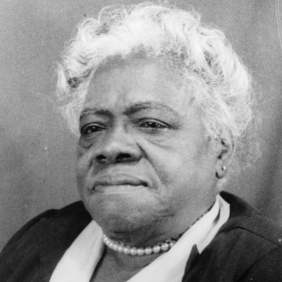 quote by Mary Mcleod Bethune