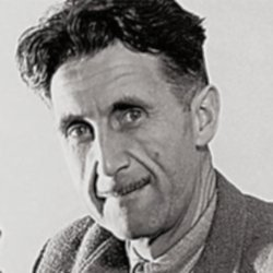 George Orwell quotes, quotations, sayings and pictures quotes
