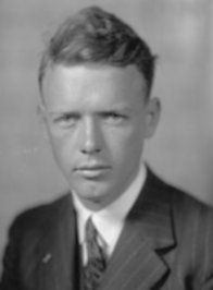 Picture of Charles A. Lindbergh
