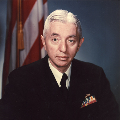 Picture of Hyman Rickover
