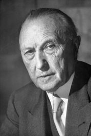 Konrad Adenauer quotes