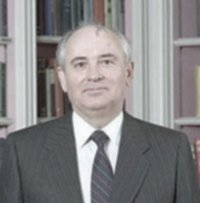 Picture of Mikhail Gorbachev
