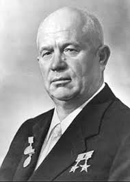 Picture of Nikita Khrushchev