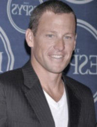 Picture of Lance Armstrong
