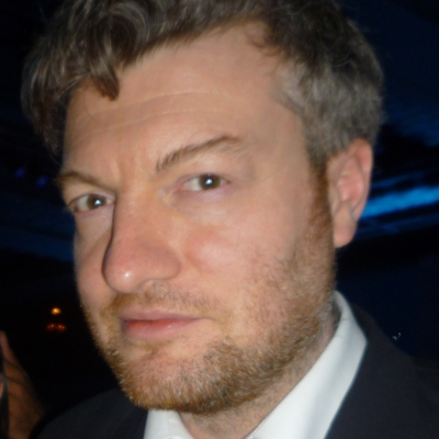 Picture of Charlie Brooker