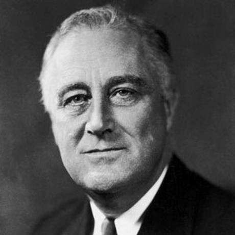 Picture of Franklin D. Roosevelt