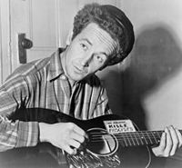 quote by Woody Guthrie
