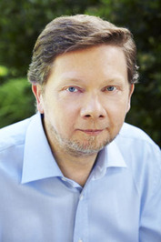 Picture of Eckhart Tolle