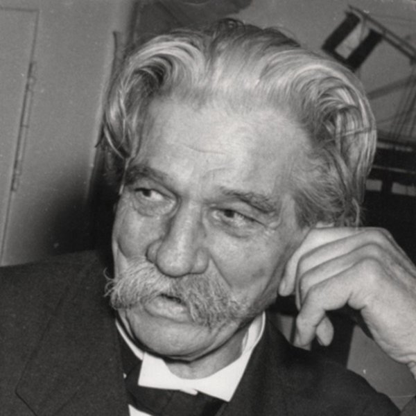 Picture of Albert Schweitzer