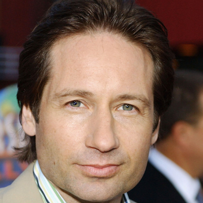 Picture of David Duchovny