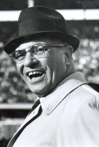 Vince Lombardi quotes, quotations, sayings and pictures quotes