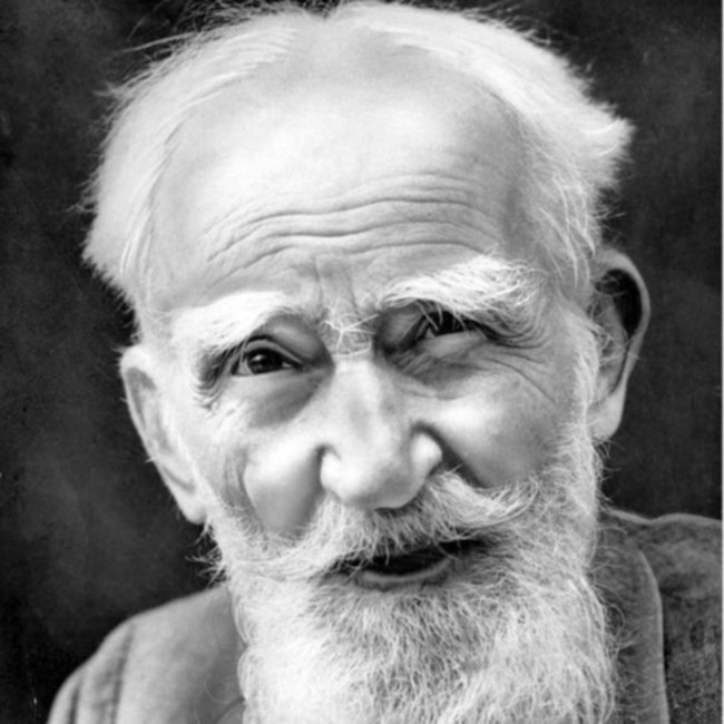 George Bernard Shaw quotes and images