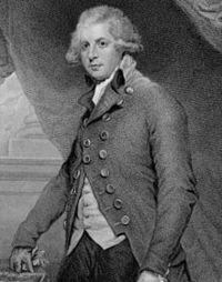 Picture of Richard Brinsley Sheridan