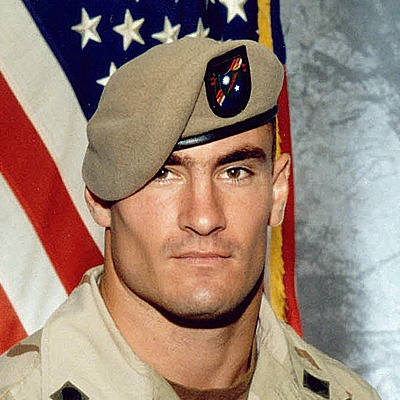 quote by Pat Tillman
