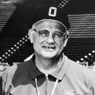 quote by Woody Hayes