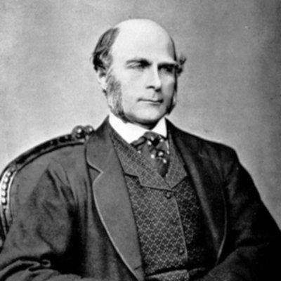 Picture of Francis Galton
