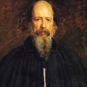 Picture of Alfred Lord Tennyson