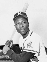Picture of Hank Aaron