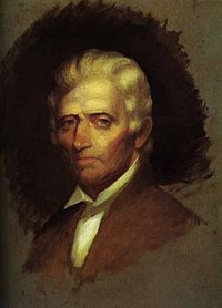Daniel Boone quotes and images