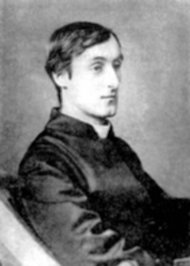 Picture of Gerard Manley Hopkins