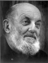 Picture of Ansel Adams