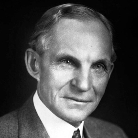 Henry Ford quotes and images