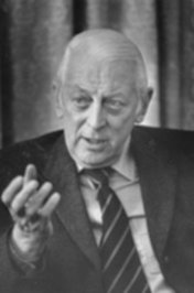 Picture of Alistair Cooke