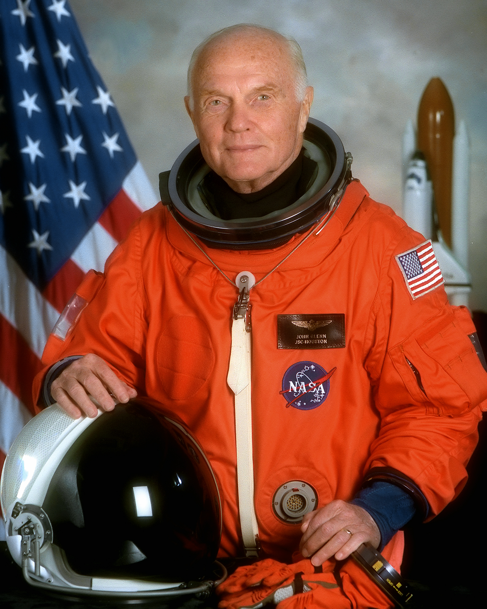 quote by John Glenn