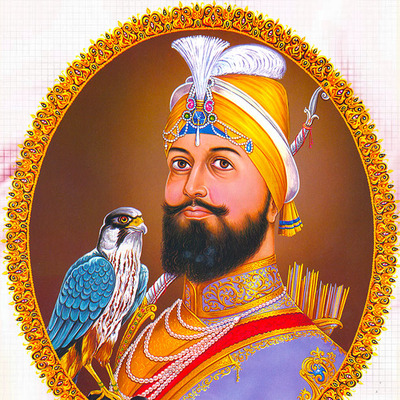 Picture of Guru Gobind Singh