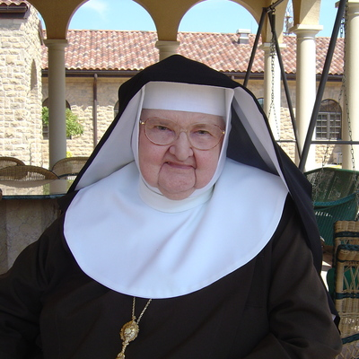 quote by Mother Angelica