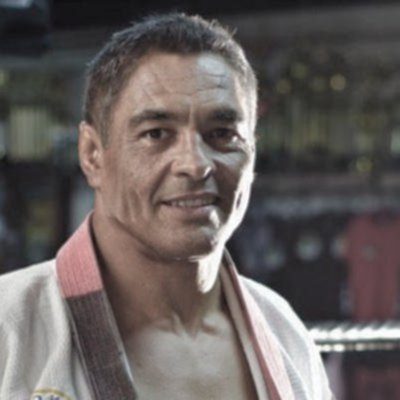 Picture of Rickson Gracie