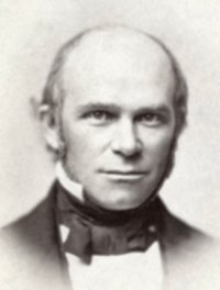 Picture of Theodore Parker