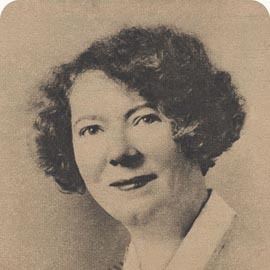 Picture of Agnes Sligh Turnbull