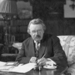 quote by G. K. Chesterton