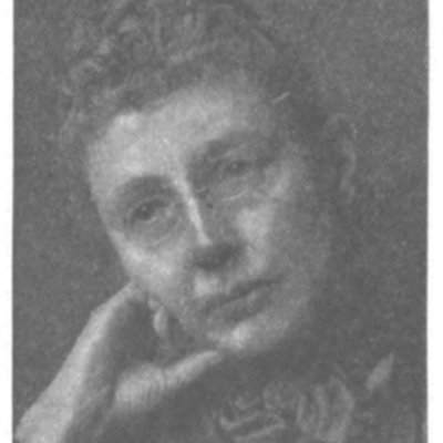 Picture of Agnes Repplier