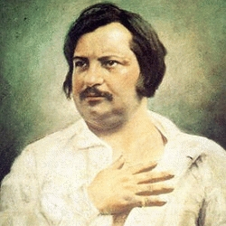 Picture of Honore de Balzac