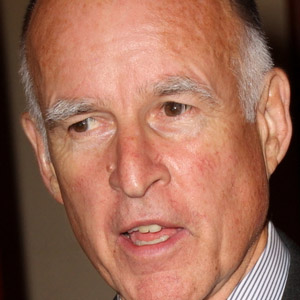 Picture of Jerry Brown