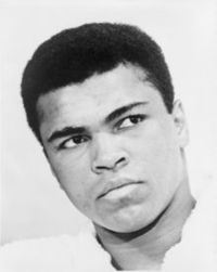 Muhammad Ali quotes and images