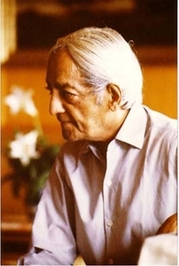 Jiddu Krishnamurti quotes, quotations, sayings and image quotes