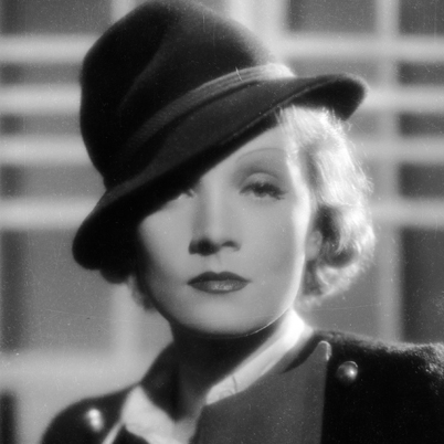 Picture of Marlene Dietrich