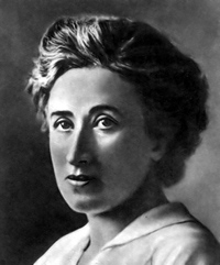 Picture of Rosa Luxemburg
