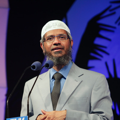 Picture of Zakir Naik