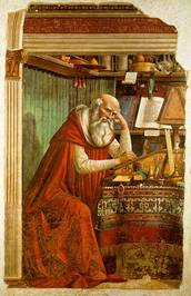 Picture of St. Jerome