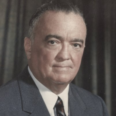 quote by J. Edgar Hoover