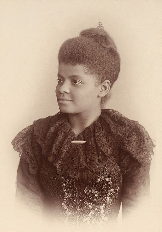 quote by Ida B. Wells