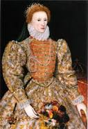 Picture of Elizabeth I